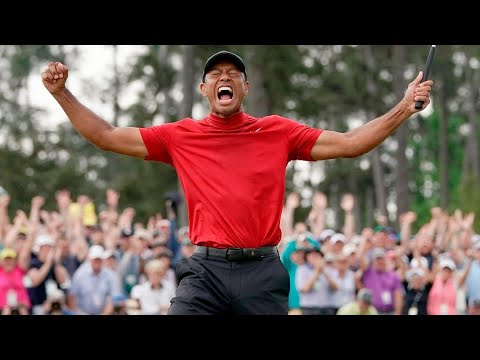 Trump: Tiger Woods will receive Presidential Medal of Freedom