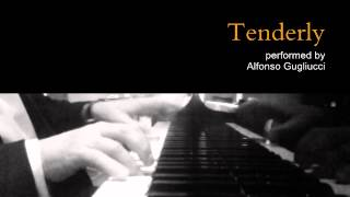 Tenderly - Jazz piano improvisation