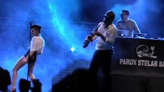 Parov Stelar - Catgroove - Hegyalja fest. (HUN)