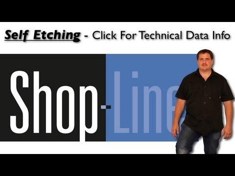 Etch Primer Shopline - JB 215 Technical Data Sheet Facts