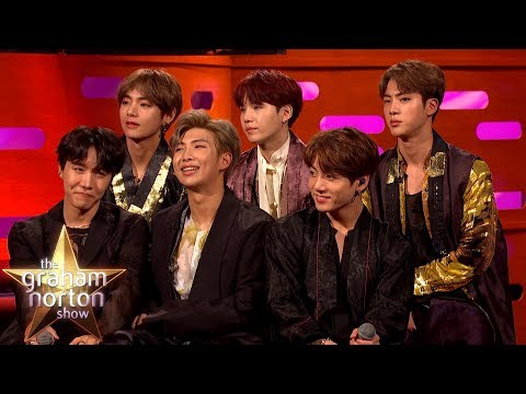BTS Explain The Meaning Behind Their Name | The Graham Norton Show