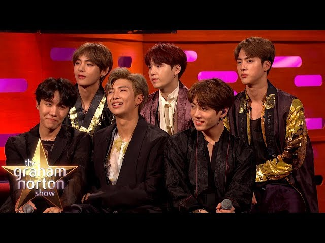 BTS Explain The Meaning Behind Their Name   The Graham Norton Show