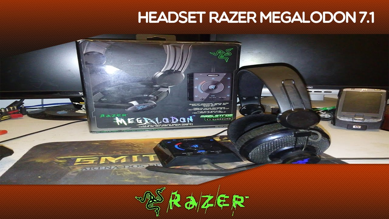 razer megalodon firmware updater windows 10
