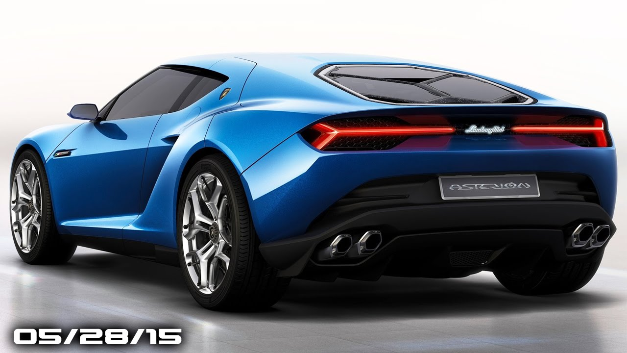 Lamborghini Asterion, 710-HP Jeep SRT, Audi A8 Drives Itself - Fast