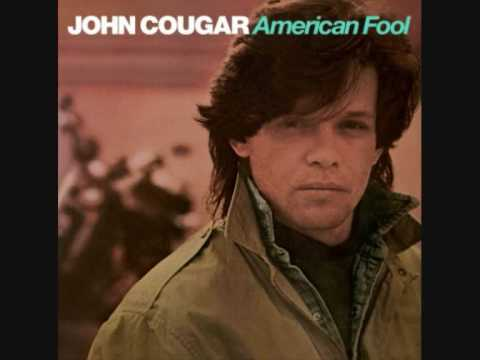 John Cougar: Hurts so good