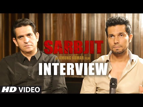 SARBJIT : Randeep Hooda & Omung Kumar's Exclusive Interview | T-Series
