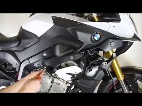 GPR EXHAUST SYSTEM BMW S 1000 XR 2016 FULL SYSTEM EXHAUST FITTING INSTRUCTIONS   ISTRUZIONI MONTAGGI