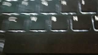 ASMR - Sonidos de teclado mientras se reproduce Roblox un lunes
