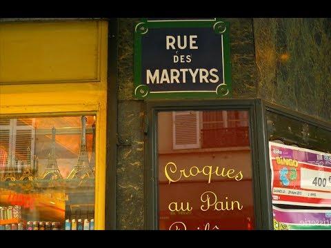 Villages of Paris - Lecture 2 - The Nouvelle Athènes and Batignolles