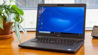 Dell Latitude 5590 Review | Core i7-8650U