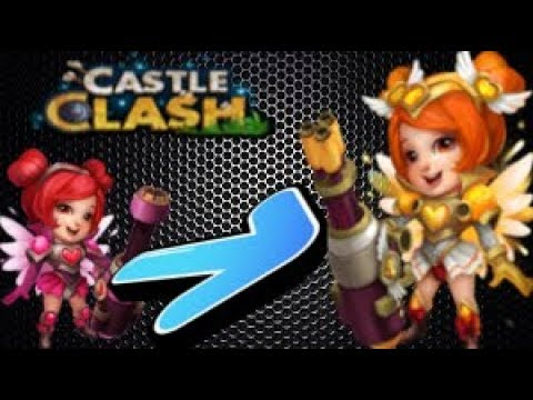 Castle Clash - Lady Boom Geht Heute Auf Devo
