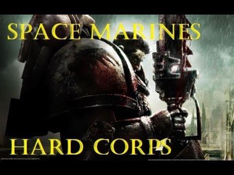 Space Marine - Hard Corps