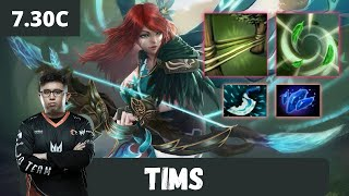Tims Windranger Soft Support Gameplay Patch 7.30C - Dota 2 Full Match Gameplay screenshot 4