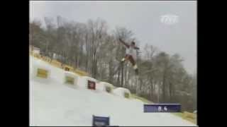 Jean-Luc Brassard silver medal freestyle skiing moguls Goodwill Games