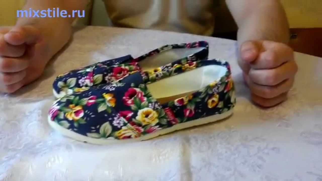 эспадрильи фото обувь