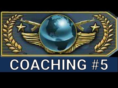 CS:GO Global Elite Coaching - part 05 - Pro movement tips tutorial