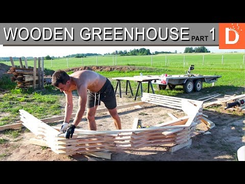 How to Make a DIY Greenhouse