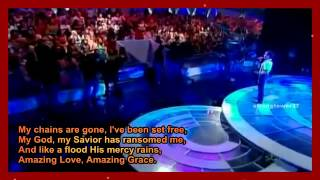 Amazing Grace  written by John Newton