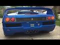 Lamborghini Diablo GTR Le Mans 6.0L V12 Unique Edition | Cold Start Up | Remus Exhaust