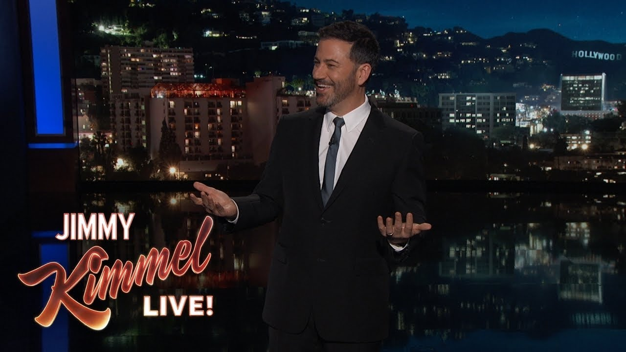 Hey Jimmy Kimmel, I Turned Off the TV During Fortnite