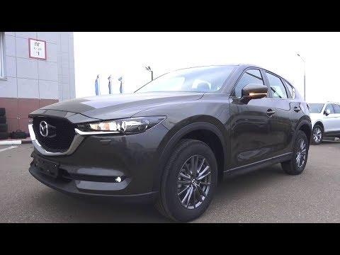 Превосходный Компактный Кроссовер. 2017 Mazda CX-5. Обзор.