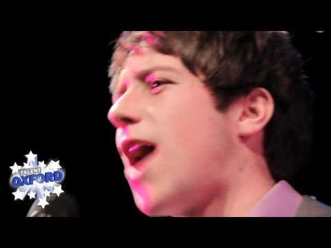 Andrew McIntosh - Winner of Talent Oxford Grand Fi...