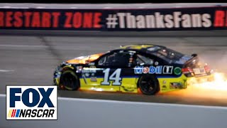 "Radioactive: Richmond - ""Whiny little [expletive] ain't getting any help."" - 'NASCAR Racehub'"