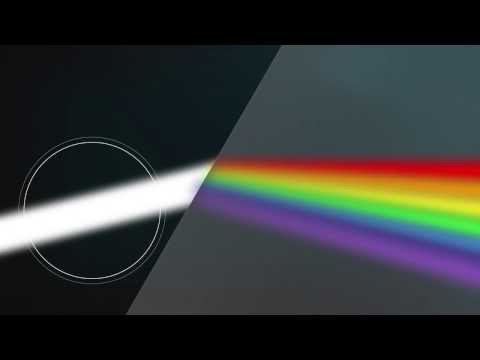 ABC Zoom - Refraction: why glass prisms bend and separate li