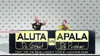 Kakis vs DJ zero Douglas