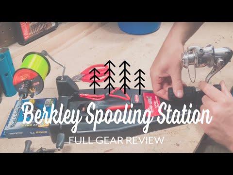 Berkley Line Spooling Station Full Review! |Episode 22|