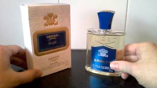 Creed EROLFA Fragrance Review Thumbnail