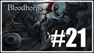 Скользкие крыши Кейнхёрста [Bloodborne #21]