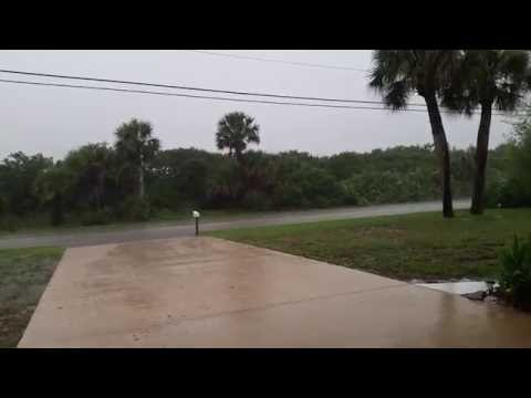 Cloud To Ground Lightning Storm In Ponce Inlet FL 6 18 2016