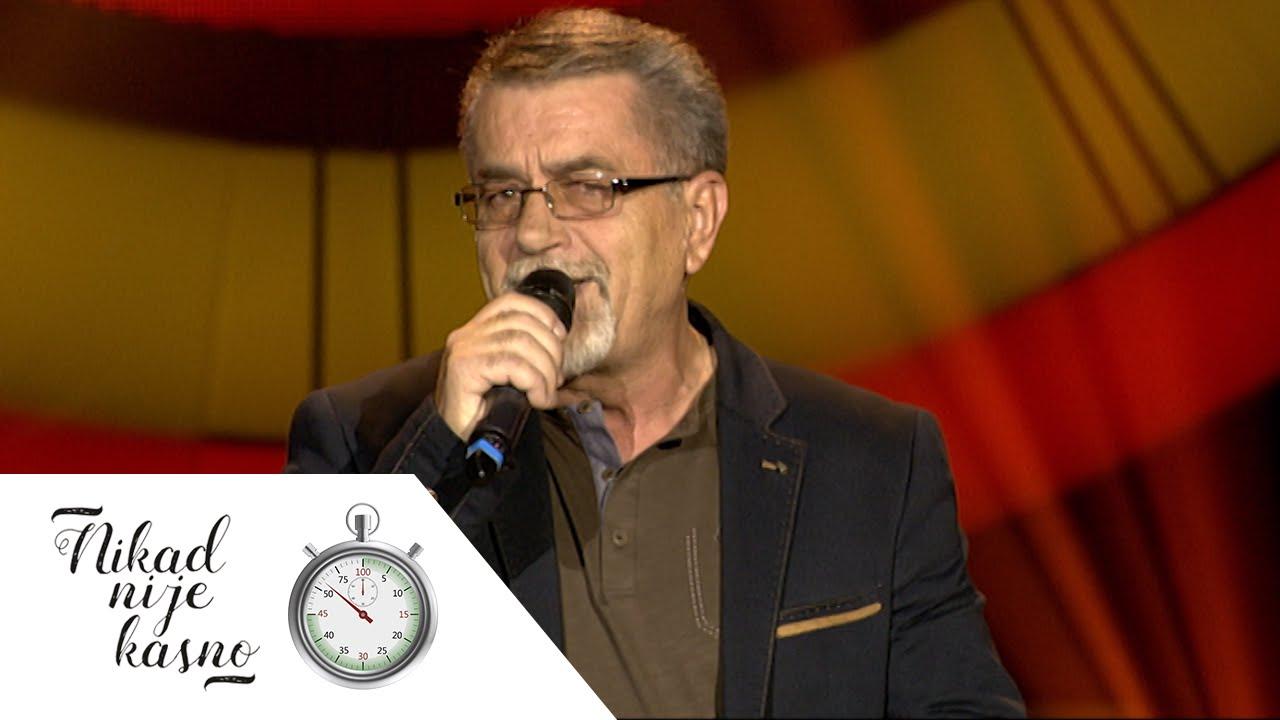 Dragan Karajovic - Stanite dani, stanite noci - (live) - Nikad nije kasno - EM 08 - 13.12.15.