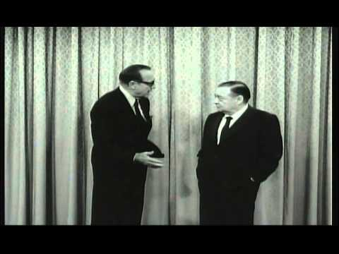 """The Jack Benny Program - """"Peter Lorre/Joanie Sommers Show"""" - Part 1"""