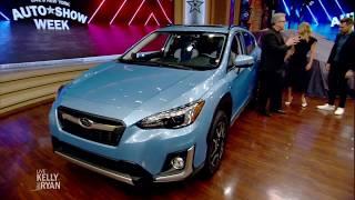 New York Auto Show 2019: Green Cars
