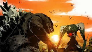 Why GODZILLA will DOMINATE in GODZILLA MONSTER PLANET