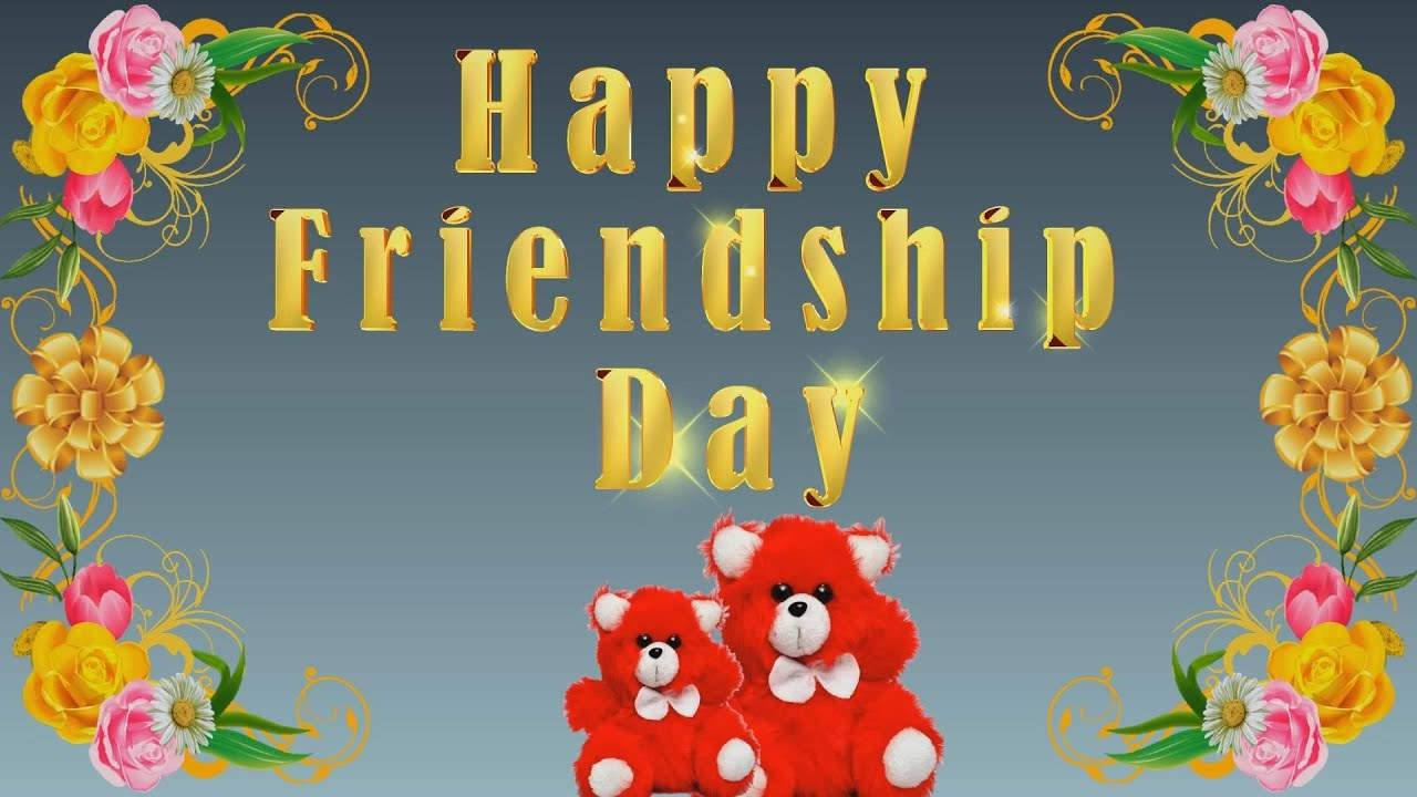 Superbe Happy Friendship Day 2018,Wishes,Whatsapp Video,Greetings,Animation,Messages ,Quotes,Download