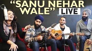 "Download lagu ""Sanu Nehar Wale Pul Te"" Noor Jehan | Jyoti Jhita @ the Playground Studio"
