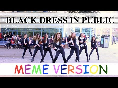 [K-pop in Public Challenge] CLC (씨엘씨) - BLACK DRESS Cover by SoNE1