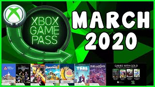 The Best Games On Xbox Game Pass March 2020. Best Game Pass Games!