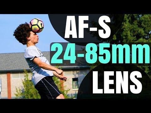 AF-S NIKKOR 24-85mm f/3.5-4.5G ED VR Lens Review | Nikon D7500 + Fx Format Lens on Dx Format Camera