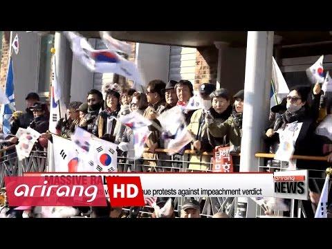Korean President impeached following scandal