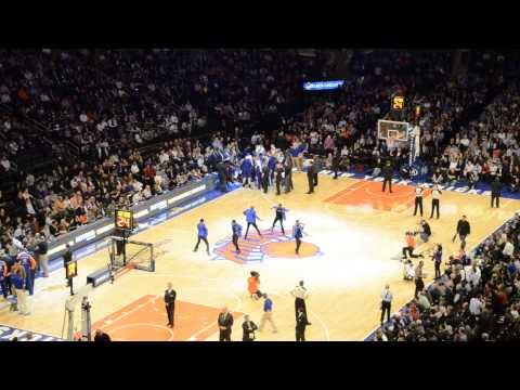 Motown The Musical @ MSG New York Knicks vs. Phoenix Suns