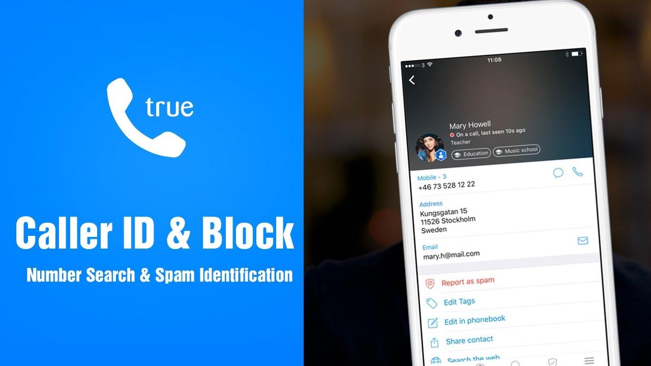 truecaller-caller id & blocage