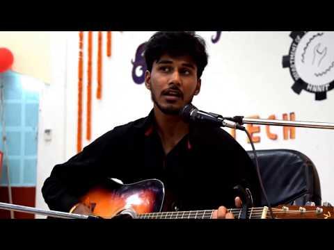 Lambi judai | Tribute to Reshma ji | Guitar | Amit Chauhan | MNNIT Freshers (Parichay 2017)