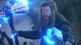 THOR 4 OFFICIALLY CONFIRMED FOR PHASE 4 MCU