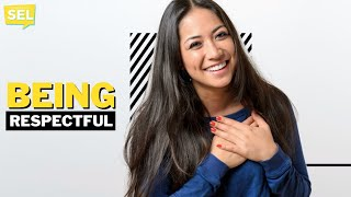 SEL Video Lesson of the Week (week 18) - Being respectful