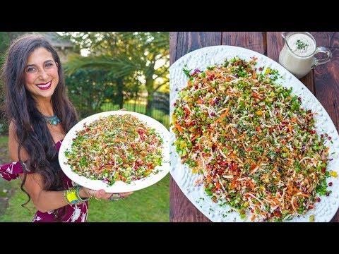 Meatless Thanksgiving Stuffing! FullyRaw Vegan Recipe!