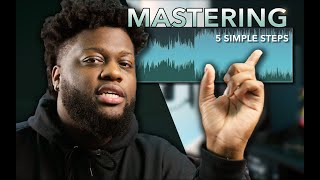 How To Master Your Song in 5 Easy Steps